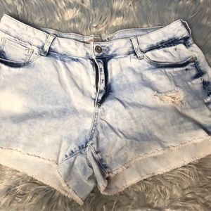 Arizona faded jean shorts